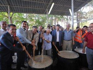 732 Yıllık Gelenek Karacasu'da 20 Bin Kişiyi Buluşturdu