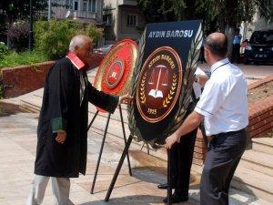 Aydın'da Adli Yıl Törenle Başladı