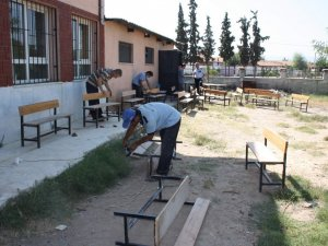 Aydın'da 788 okuldan 120'si tadilattan geçti