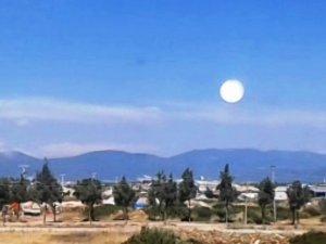Didim'de UFO görüldüğü iddia edildi