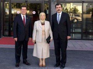 AK Parti'li Vekillerden Buharkent'e Müjde