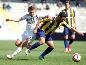 Nazilli Belediyespor Ankaragücü'ne 3-1 Mağlup Oldu
