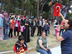 Osmancık'ta Hıdırellez Çoşkusu