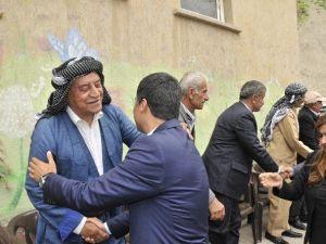 Jırki Aşiretinin İleri Gelenlerinden Adıyaman'dan HDP'ye Destek
