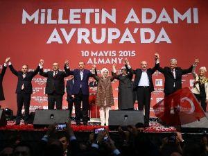 """Cumhurbaşkanı Erdoğan: """"İnsan Öldürende Sevgi Olur Mu, İnsanları Katledende Sevgi Olur Mu"""""""