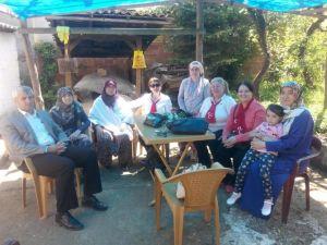 MHP'li Kadınlardan Şehit Annelerine Ziyaret