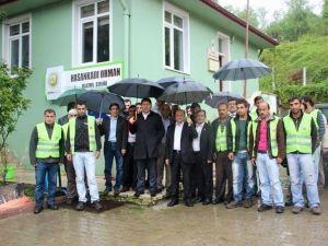 Milletvekili Tunç Hasankadı'da