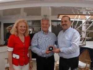 Türk Yacht Dostluk Elçisi Oldu