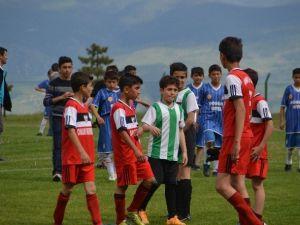 Kastamonu Amatör Kulüpler U-12 Futbol Şöleni Tosya'da Yapıldı