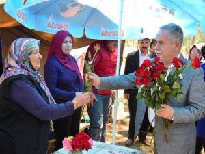 Recai Berber, Şehit Ailelerini Yalnız Bırakmadı