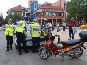 Çerkezköy'de 4 Ayda 584 Bin TL Trafik Cezası Kesildi
