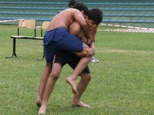 İsmet Atlı Güreş Eğitim Merkezi Seçmeleri