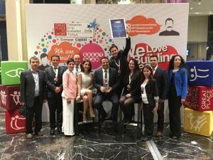 Bursagaz Yeniden Türkiye'nin En İyi 3 İşvereni Arasında