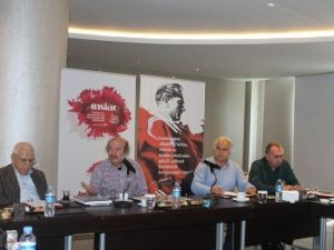 Ansiad İnşaat Sektörü Toplantısının Konuğu, Prof.dr. Sönmez Oldu