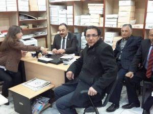 CHP Erzurum Milletvekili Adayları Aytaş Ve Bozkurt'tan Karaca'ya Ziyaret