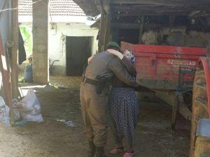 Jandarma Sevgisi Bir Başka Oluyor
