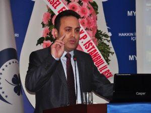 """Ahmet Reyiz Yılmaz: """"Siyasetin Önü Açılmalıdır"""""""