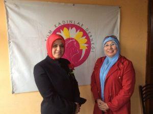 Tüm Kadınlar Derneği'nden Trabzon'un Ayşe'sine Tam Destek