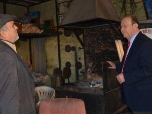 """Başkan Özakcan; """"Ahilik İnsanlar Arası Dayanışma Ve Yardımlaşmayı Kurmaya Çalışır"""""""