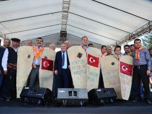 Yörük Türkmenler Şölende Buluştu