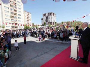 Yenimahalle'den Türk Milleti'nin Annesi Adına Park