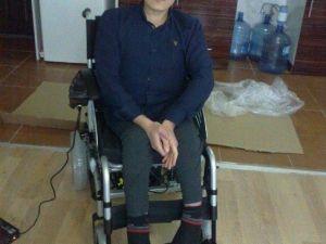 Engeliler Haftası'nda Anlamlı Bağış