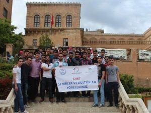 Siirtli Gençler Mardin Gezisine Katıldı