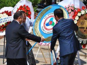 Aydın'da Esnafa Mehterli Ahilik Ziyareti