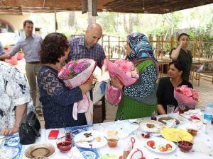 Didim'de Şehit Aileleri Unutulmadı