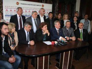 CHP Gençlik Kolları Üyelerine Ve Seçim Araçlarına Yapılan Saldırıya Kınama