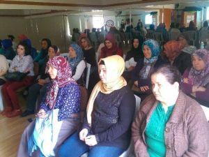 Eskişehir Kent Konseyi Kadın Meclisi Hukuk Seminerleri Başlattı