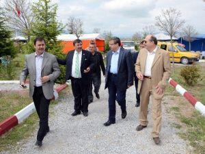 AK Parti Heyeti Hıdrellez Şenliklerine Katıldı