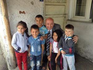 AK Parti Zonguldak Milletvekili Adayı Akın Kaymak Köylerden Tam Destek Sözü Aldı