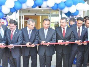 Yerköy İlçe Emniyet Müdürlüğü Binası Hizmete Açıldı