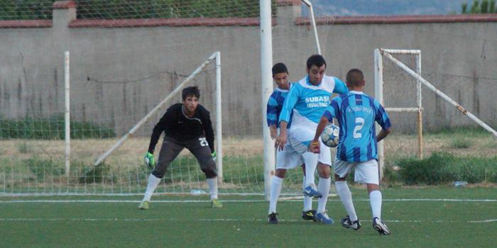 Gol düellosu Kuyucakspor'un
