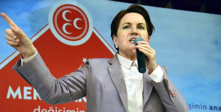 Meral Akşener, İzmir'den Seslendi