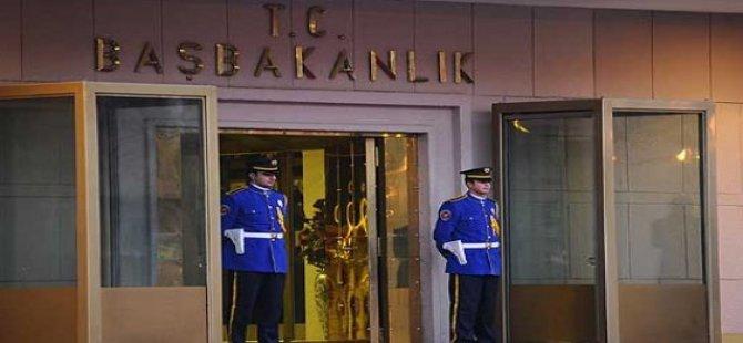 Başbakanlık'a operasyon:30 gözaltı