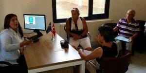 Çerçioğlu'ndan Akbük'e kanalizasyon projesi müjdeleri