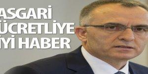 Naci Ağbal: Asgari ücrete çözüm buluruz...