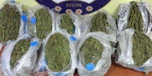 Umurlu'da uyuşturucuya dev darbe!