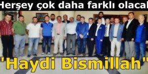 'Haydi Bismillah'