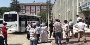 Aydın'da 57 polis adliyeye sevk edildi