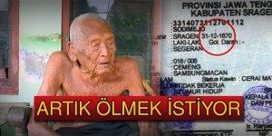 Dünyanın En Yaşlı Adamı Endonezya'da Bulundu