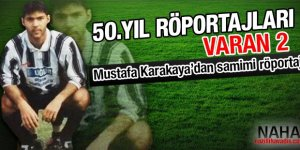 Mustafa Karakaya'dan samimi röportaj
