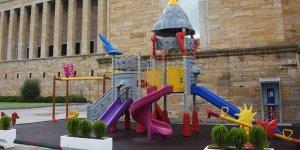 Son Dakika! Anıtkabir'de ki oyun parkına TSK karar verdi