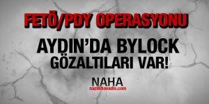 Aydın'da FETÖ/PDY soruşturmasında gözaltı