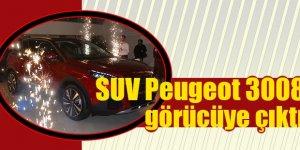 Aydın halkından SUV Peugeot'a yoğun ilgi