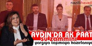 Aydın AK Parti su zammını yargıya taşımaya hazırlanıyor
