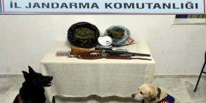 Bozdoğan'da uyuşturucu operasyonu!