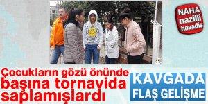 Aydın'daki tornavidalı kavgada flaş gelişme!